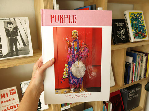Purple 31: The Paris Issue