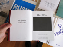 Load image into Gallery viewer, Adam Broomberg & Oliver Chanarin - Holy Bible