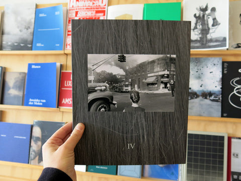 Subscription Series No.5: Lee Friedlander - Head