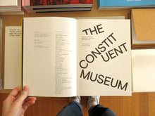 Load image into Gallery viewer, The Constituent Museum