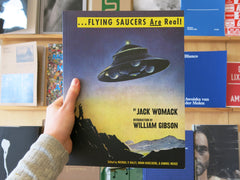Jack Womack - Flying Saucers Are Real!