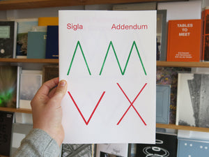 Joe Gilmore - Sigla Addendum