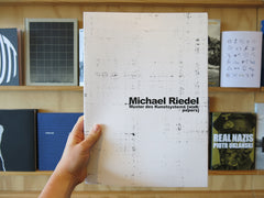 Michael Riedel - Muster des Kunstsystems (wallpapers)