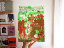 Load image into Gallery viewer, Bauhaus: N°6 Schlemmer!