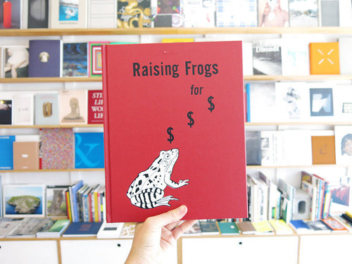 Jason Fulford - Raising Frogs for $$$