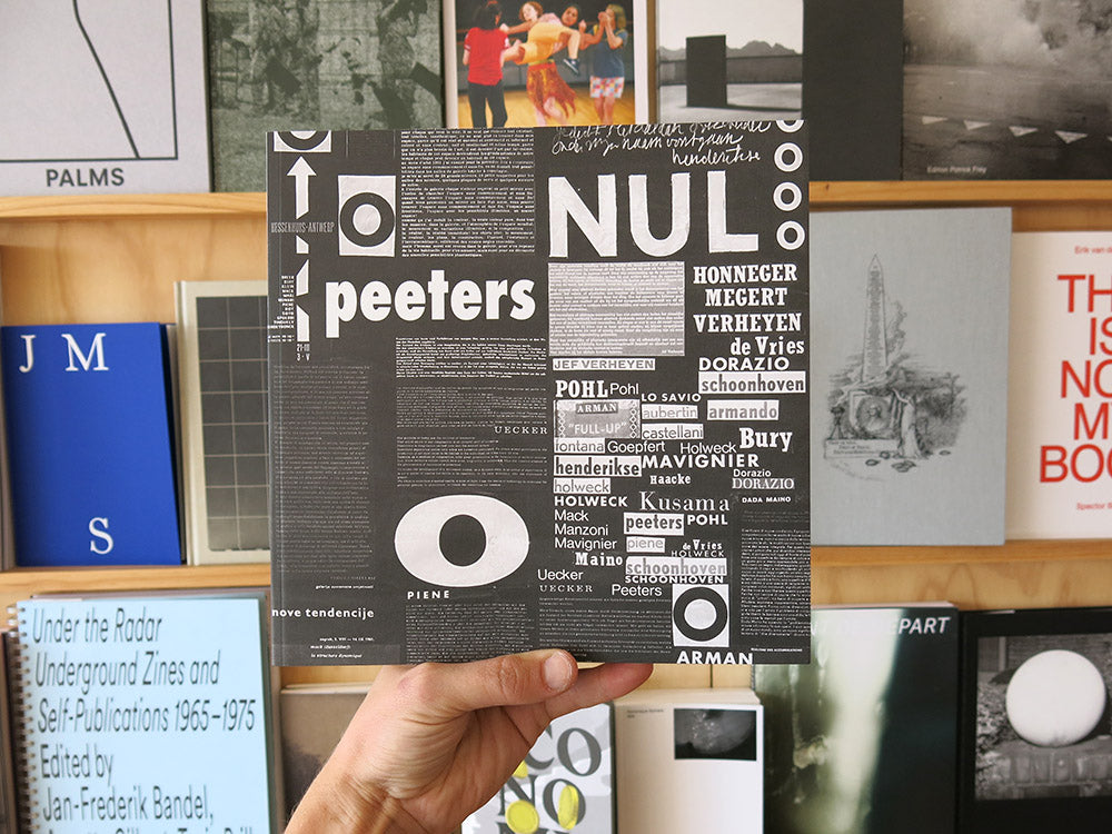 Henk Peeters - From nul to zero