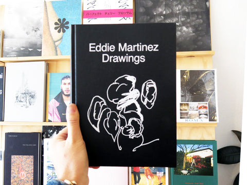 Eddie Martinez - Drawings