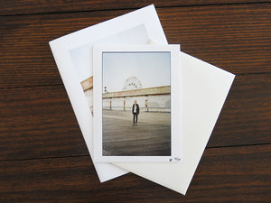 Bec Parsons – Coney Island (Signed, Special Edition with Signed Prints)