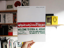 Load image into Gallery viewer, Oliver Hartung - Syria Al-Assad