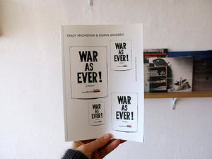Tracy Mackenna & Edwin Janssen - WAR AS EVER!