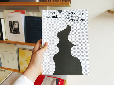 Rafael Rozendaal - Everything Always Everywhere
