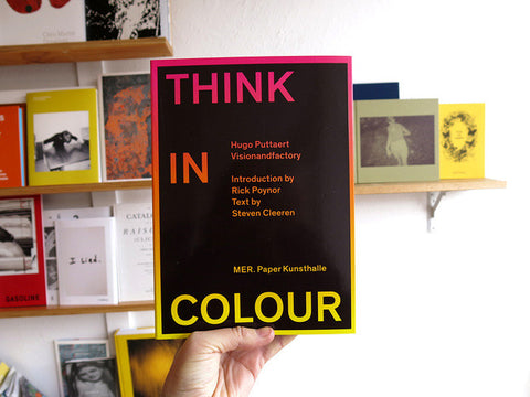 Hugo Puttaert - Think in Colour