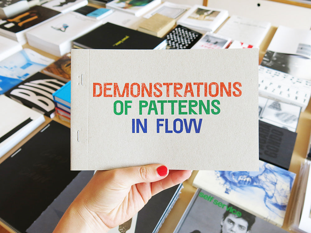 Oliver Griffin - Demonstrations of Patterns in Flow