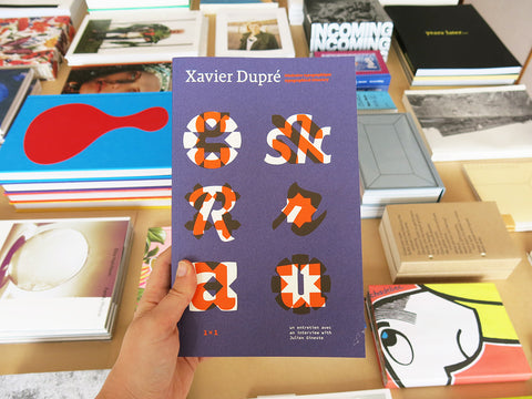 Xavier Dupre - Typographical Itinerary