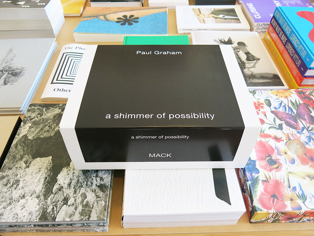 Paul Graham - a shimmer of possibility