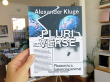 Load image into Gallery viewer, Alexander Kluge - Pluriverse