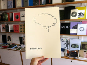 Natalie Czech - I have nothing to say. Only to show.