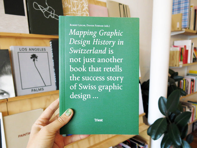 Mapping Design History In Switzerland