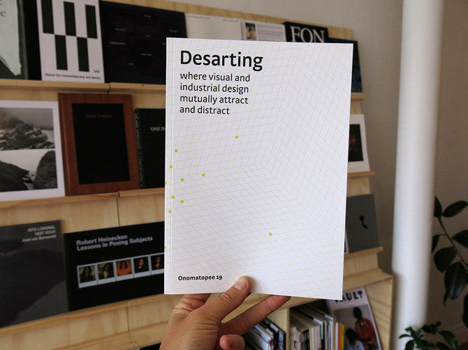 Desarting: Where visual and industrial design mutually attract and distract