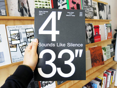 Sounds Like Silence: John Cage 4'33