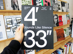 Sounds Like Silence: John Cage 4'33""