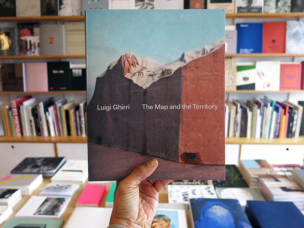 Luigi Ghirri – The Map and the Territory [Paperback]