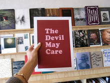 Load image into Gallery viewer, Aaron McElroy - The Devil May Care