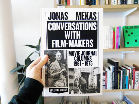 Jonas Mekas – Conversations with Filmmakers