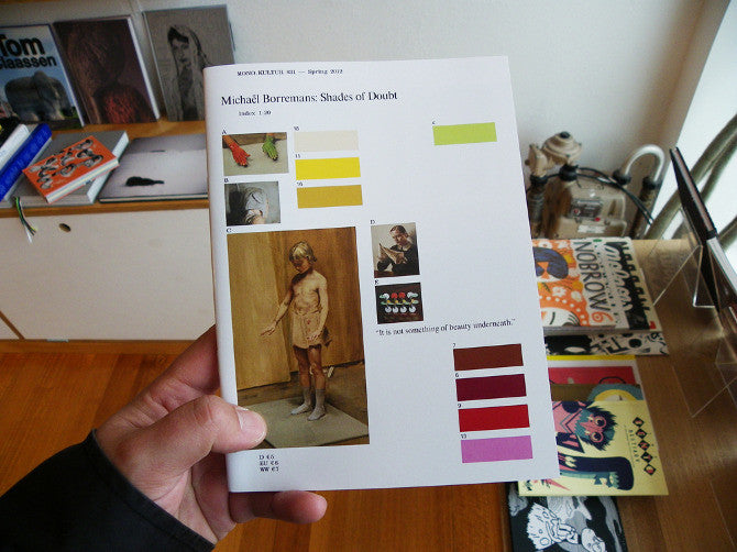 mono.kultur #31 Michael Borremans: Shades of Doubt