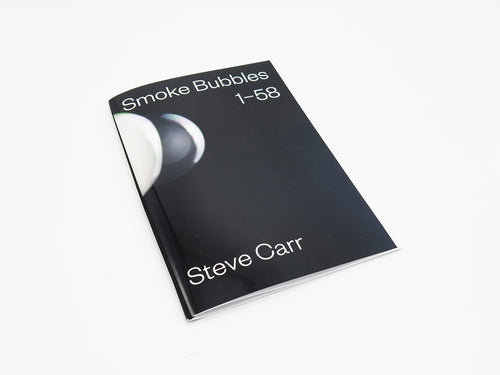 Steve Carr – Smoke Bubbles 1-58