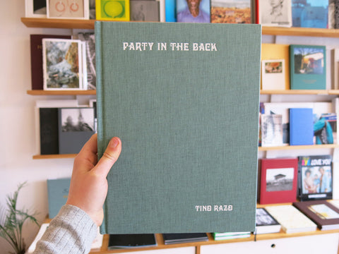 Tino Razo - Party in the Back