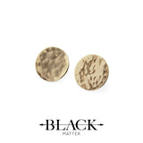 Statement Disc Earrings