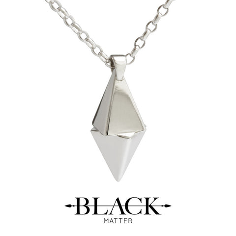 Obelisk: Twisted Pendant