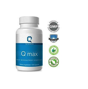 EMPowerplus Q Max (120 Capsules) | Q Sciences SM