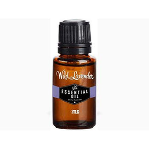 TLC Iaso Wild Lavender Essential Oil 0.5 Fl Oz. | 15 Ml Bottle