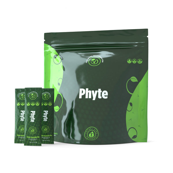 TLC Total Life Changes Phyte Daily Vegetable Rejuvenation Drink 30 Sachets 8.3g Each