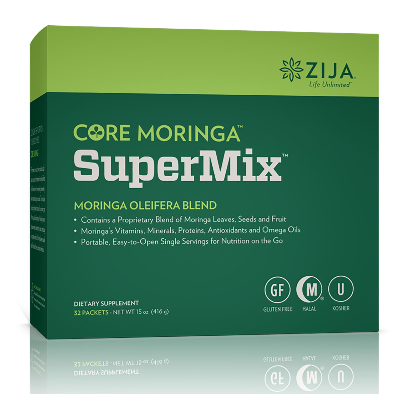 SuperMix (1 Case/ 32 Packets) | Zija