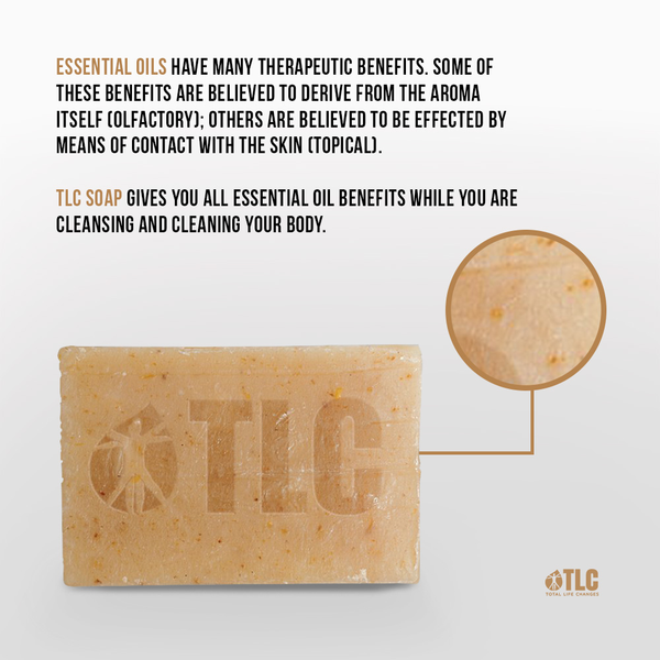 TLC Iaso Essential Oil Soap Bar 4.5 Oz.