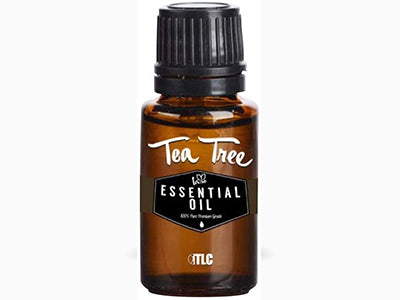 TLC Iaso Pure Tea Tree Essential Oil 0.5 Fl Oz. | 15 Ml Bottle