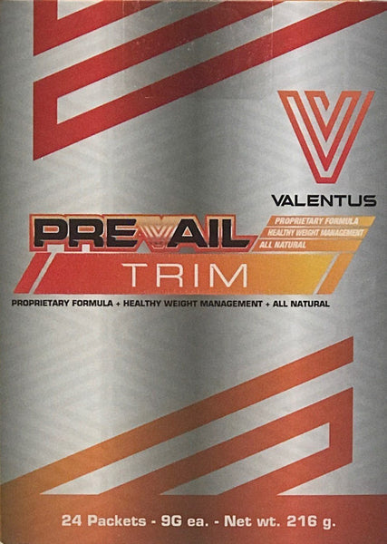 Valentus Prevail Trim Week Trial (7 Packets)