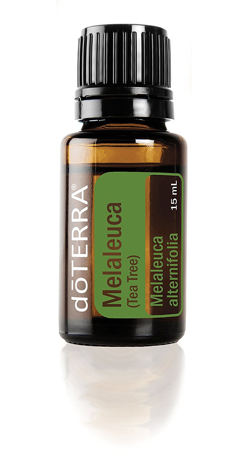 doTERRA Melaleuca (Tea Tree) Essential Oil - 15 mL