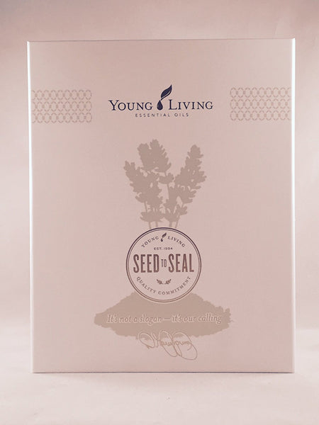 Young Living Essential Oils - From Seed to Seal - Package - Aromatherapy - Relaxation