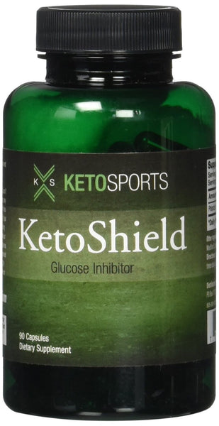 KetoSports KetoShield Dietary Supplement, 90 Count