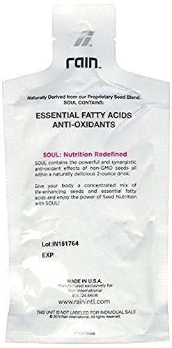 Rain Soul (2 fl. oz per Soul) Organic Antioxidants Supplement