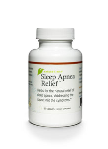 Natures Rite Sleep Apnea Relief All Natural Supplement