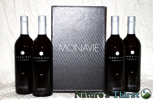 Monavie Mx - 1 Case (4 Bottles)