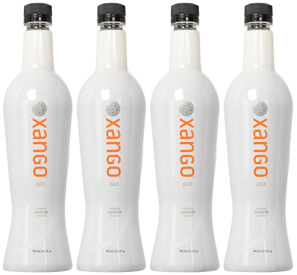Xango Juice (4 Bottles/1Case) Mangosteen
