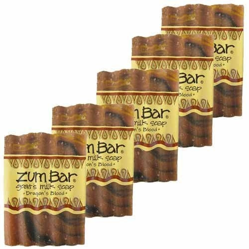 Dragons Blood Zum Bars Multipack (5 Count)<br>by Indigo Wild