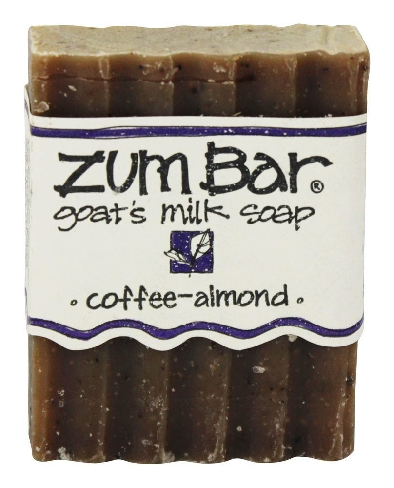 Coffee And Almond Zum Bars Multipack (5 Count)<br>by Indigo Wild