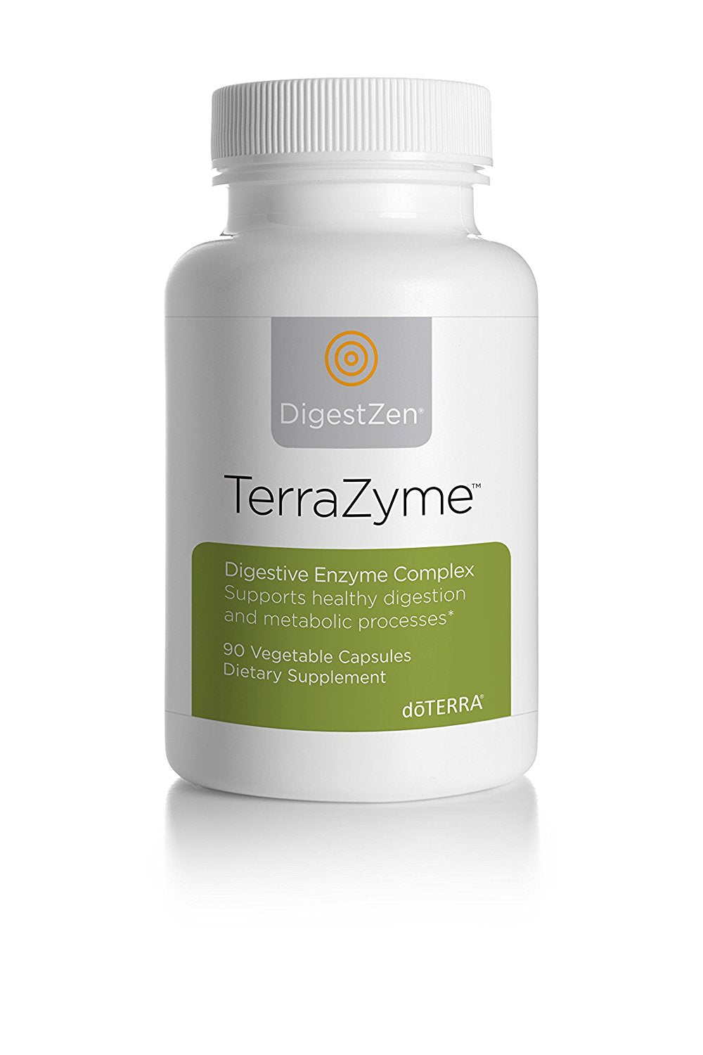 doTERRA TerraZyme Digestive Enzyme Complex - 90 Capsules